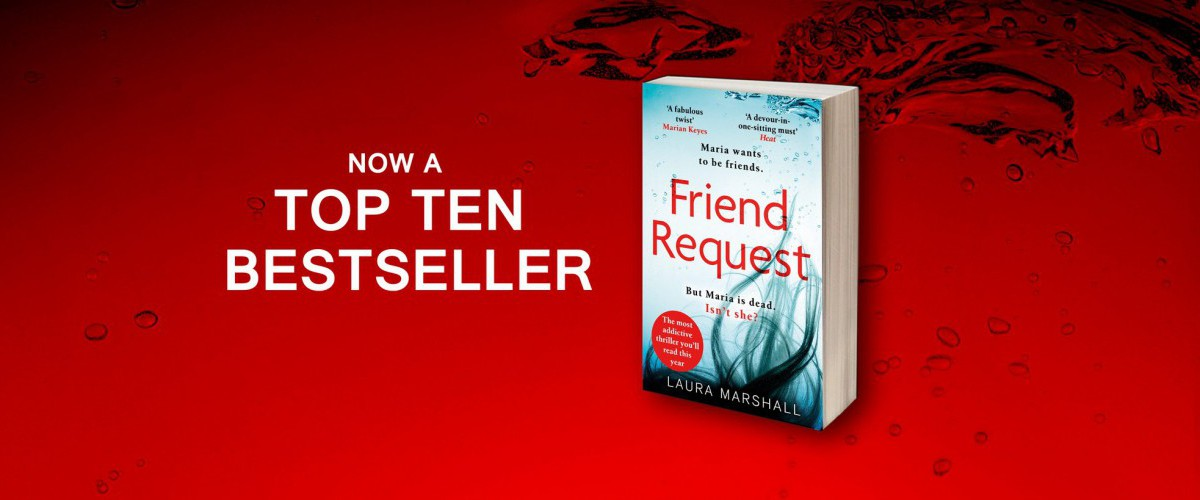Friend Request book club questions